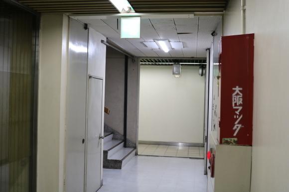 マツダビル地下食堂街 (大阪府旭区)_c0001670_20553372.jpg