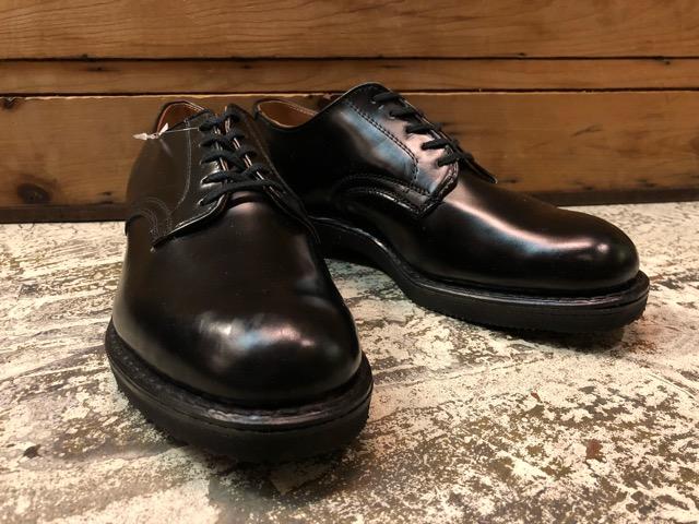 4月3日(水)マグネッツ大阪店、春ヴィンテージ入荷!!#2 待望の再入荷編!!50\'~70\'s U.S.Navy Private Purchase Service Shoes!!(大阪アメ村店)_c0078587_13124867.jpg