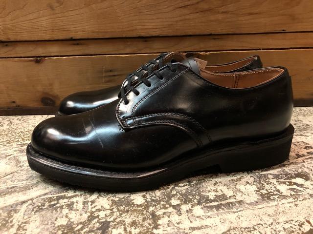 4月3日(水)マグネッツ大阪店、春ヴィンテージ入荷!!#2 待望の再入荷編!!50\'~70\'s U.S.Navy Private Purchase Service Shoes!!(大阪アメ村店)_c0078587_13132737.jpg