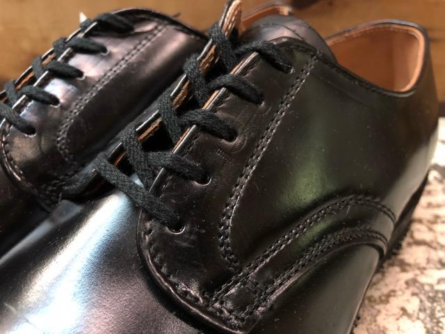 4月3日(水)マグネッツ大阪店、春ヴィンテージ入荷!!#2 待望の再入荷編!!50\'~70\'s U.S.Navy Private Purchase Service Shoes!!(大阪アメ村店)_c0078587_13141551.jpg