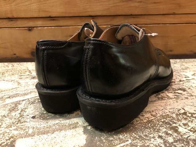 4月3日(水)マグネッツ大阪店、春ヴィンテージ入荷!!#2 待望の再入荷編!!50\'~70\'s U.S.Navy Private Purchase Service Shoes!!(大阪アメ村店)_c0078587_1316198.jpg