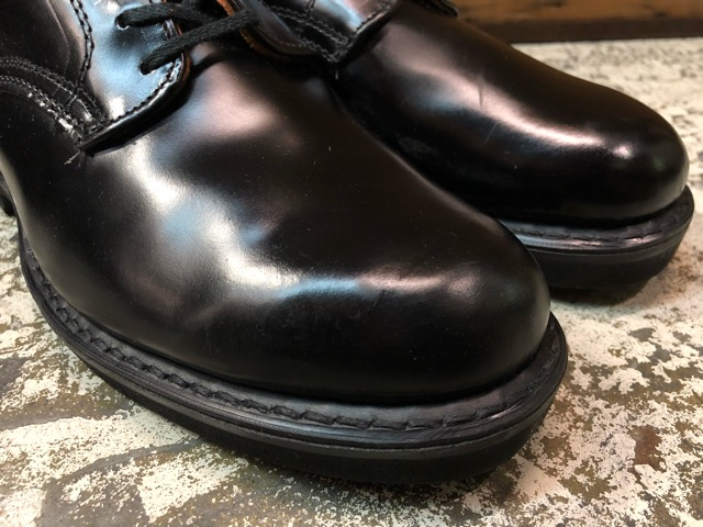 4月3日(水)マグネッツ大阪店、春ヴィンテージ入荷!!#2 待望の再入荷編!!50\'~70\'s U.S.Navy Private Purchase Service Shoes!!(大阪アメ村店)_c0078587_13162532.jpg