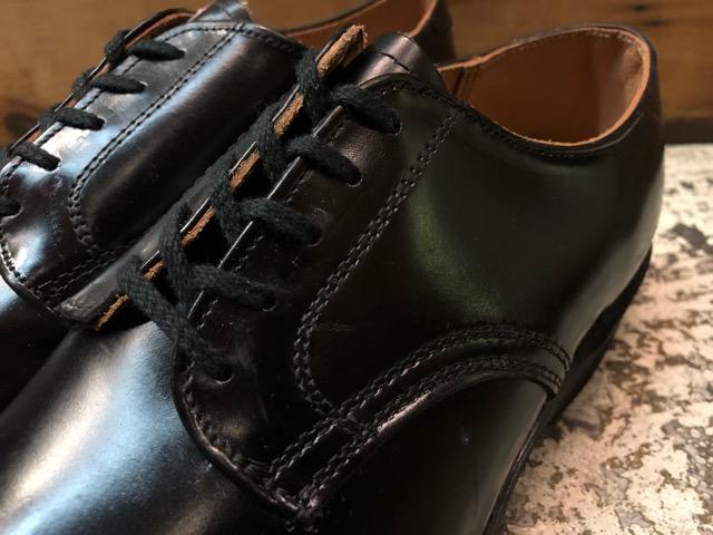 4月3日(水)マグネッツ大阪店、春ヴィンテージ入荷!!#2 待望の再入荷編!!50\'~70\'s U.S.Navy Private Purchase Service Shoes!!(大阪アメ村店)_c0078587_13163297.jpg
