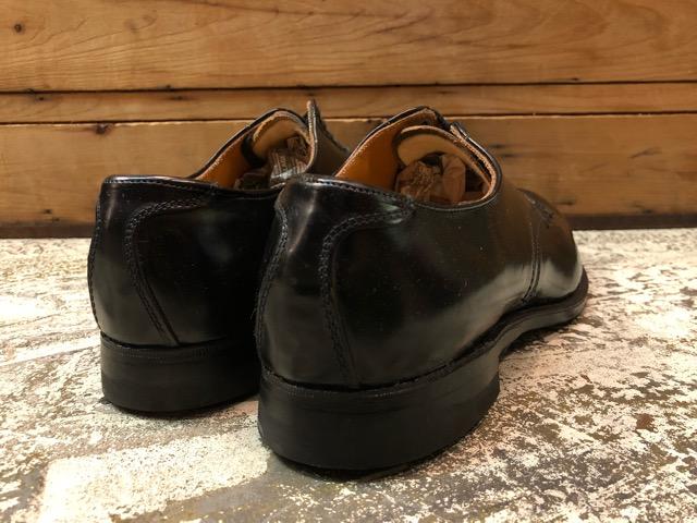 4月3日(水)マグネッツ大阪店、春ヴィンテージ入荷!!#2 待望の再入荷編!!50\'~70\'s U.S.Navy Private Purchase Service Shoes!!(大阪アメ村店)_c0078587_13191211.jpg