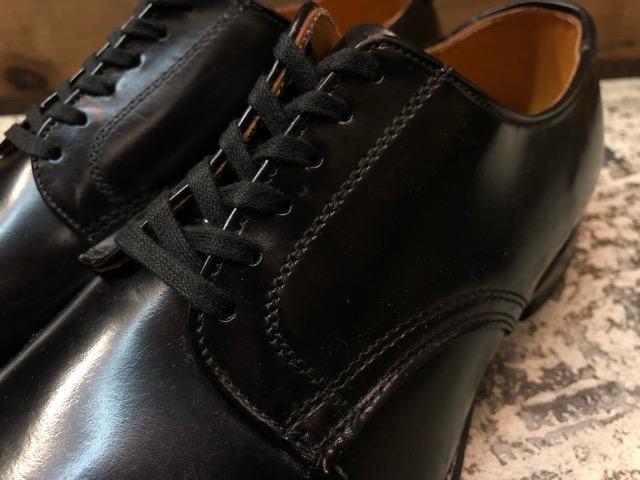 4月3日(水)マグネッツ大阪店、春ヴィンテージ入荷!!#2 待望の再入荷編!!50\'~70\'s U.S.Navy Private Purchase Service Shoes!!(大阪アメ村店)_c0078587_13203288.jpg