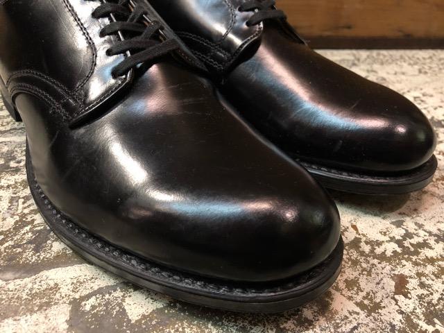 4月3日(水)マグネッツ大阪店、春ヴィンテージ入荷!!#2 待望の再入荷編!!50\'~70\'s U.S.Navy Private Purchase Service Shoes!!(大阪アメ村店)_c0078587_13223365.jpg