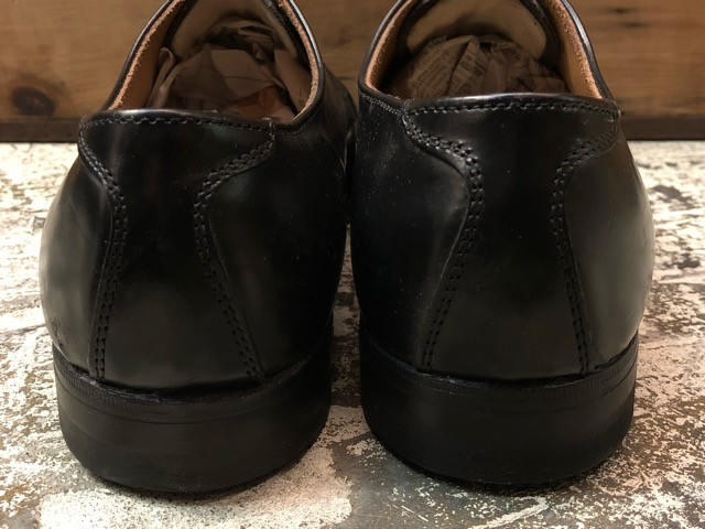 4月3日(水)マグネッツ大阪店、春ヴィンテージ入荷!!#2 待望の再入荷編!!50\'~70\'s U.S.Navy Private Purchase Service Shoes!!(大阪アメ村店)_c0078587_13265225.jpg