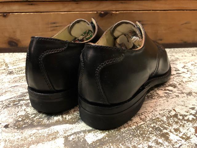 4月3日(水)マグネッツ大阪店、春ヴィンテージ入荷!!#2 待望の再入荷編!!50\'~70\'s U.S.Navy Private Purchase Service Shoes!!(大阪アメ村店)_c0078587_1329351.jpg