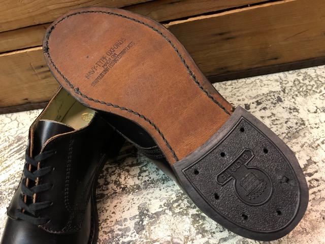 4月3日(水)マグネッツ大阪店、春ヴィンテージ入荷!!#2 待望の再入荷編!!50\'~70\'s U.S.Navy Private Purchase Service Shoes!!(大阪アメ村店)_c0078587_1330378.jpg