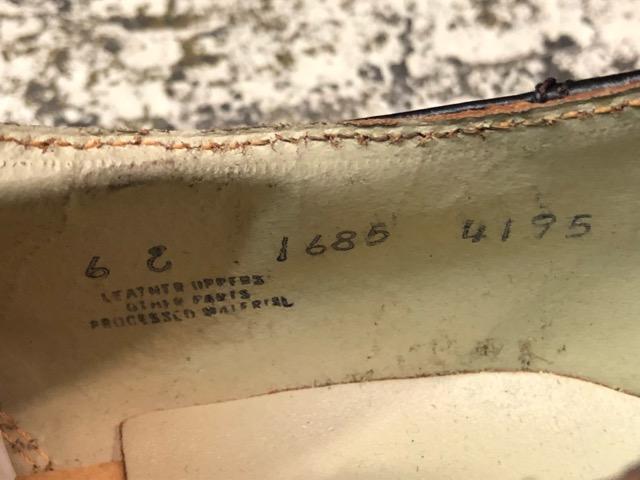 4月3日(水)マグネッツ大阪店、春ヴィンテージ入荷!!#2 待望の再入荷編!!50\'~70\'s U.S.Navy Private Purchase Service Shoes!!(大阪アメ村店)_c0078587_13333484.jpg