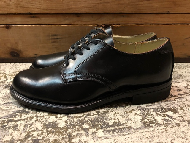 4月3日(水)マグネッツ大阪店、春ヴィンテージ入荷!!#2 待望の再入荷編!!50\'~70\'s U.S.Navy Private Purchase Service Shoes!!(大阪アメ村店)_c0078587_13335021.jpg