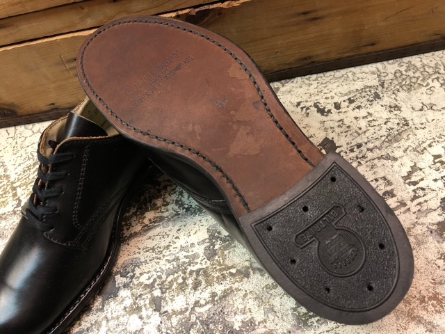 4月3日(水)マグネッツ大阪店、春ヴィンテージ入荷!!#2 待望の再入荷編!!50\'~70\'s U.S.Navy Private Purchase Service Shoes!!(大阪アメ村店)_c0078587_13341937.jpg