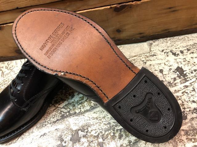 4月3日(水)マグネッツ大阪店、春ヴィンテージ入荷!!#2 待望の再入荷編!!50\'~70\'s U.S.Navy Private Purchase Service Shoes!!(大阪アメ村店)_c0078587_13353756.jpg
