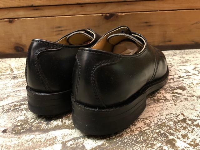 4月3日(水)マグネッツ大阪店、春ヴィンテージ入荷!!#2 待望の再入荷編!!50\'~70\'s U.S.Navy Private Purchase Service Shoes!!(大阪アメ村店)_c0078587_13393318.jpg