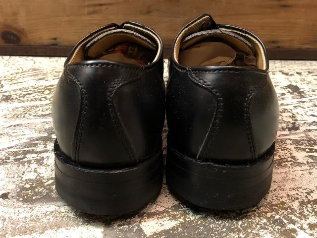 4月3日(水)マグネッツ大阪店、春ヴィンテージ入荷!!#2 待望の再入荷編!!50\'~70\'s U.S.Navy Private Purchase Service Shoes!!(大阪アメ村店)_c0078587_13395679.jpg