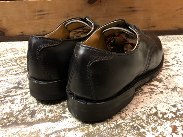 4月3日(水)マグネッツ大阪店、春ヴィンテージ入荷!!#2 待望の再入荷編!!50\'~70\'s U.S.Navy Private Purchase Service Shoes!!(大阪アメ村店)_c0078587_13404039.jpg
