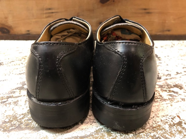 4月3日(水)マグネッツ大阪店、春ヴィンテージ入荷!!#2 待望の再入荷編!!50\'~70\'s U.S.Navy Private Purchase Service Shoes!!(大阪アメ村店)_c0078587_1341650.jpg