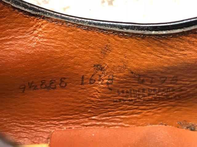 4月3日(水)マグネッツ大阪店、春ヴィンテージ入荷!!#2 待望の再入荷編!!50\'~70\'s U.S.Navy Private Purchase Service Shoes!!(大阪アメ村店)_c0078587_14115279.jpg