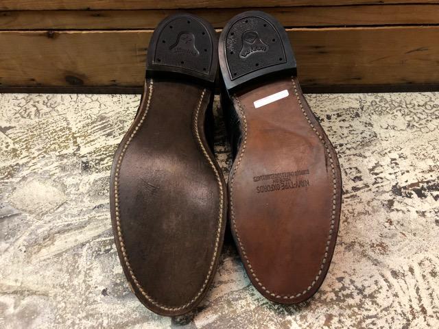 4月3日(水)マグネッツ大阪店、春ヴィンテージ入荷!!#2 待望の再入荷編!!50\'~70\'s U.S.Navy Private Purchase Service Shoes!!(大阪アメ村店)_c0078587_14123298.jpg