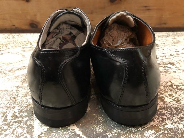 4月3日(水)マグネッツ大阪店、春ヴィンテージ入荷!!#2 待望の再入荷編!!50\'~70\'s U.S.Navy Private Purchase Service Shoes!!(大阪アメ村店)_c0078587_14123974.jpg