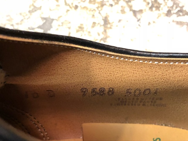 4月3日(水)マグネッツ大阪店、春ヴィンテージ入荷!!#2 待望の再入荷編!!50\'~70\'s U.S.Navy Private Purchase Service Shoes!!(大阪アメ村店)_c0078587_1481836.jpg