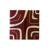 身につける漆 漆のアクセサリー 蒔絵のブローチ 月徨 げっこう プラチナ箔 ボルドー色 坂本これくしょんの艶やかで美しくとても軽い和木に漆塗りのアクセサリー SAKAMOTO COLLECTION wearable URUSHI accessories Makie brooch Platinum moon light Bordeaux color 人気の艶やかで深みがある濃い赤紫をさした日本の深紅、プラチナの月光のさまよいを螺鈿貝で表現した蒔絵が襟元を上品に演出、とても軽くて生地を傷めにくくブローチが下を向きにくいのもうれしい。 #蒔絵のブローチ #軽いブローチ #漆のブローチ #蒔絵 #ブローチ #月徨 #プラチナ #ボルドー色 #brooch #Platinum #moonlight #jewelry #MakieBrooch #BordeauxColor #深紅 #ショップチャンネル #還暦のプレゼント #結婚式 #入学式 #お祝い #還暦