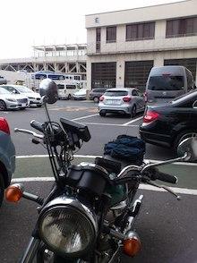 【Bonneville】車検終了_d0106518_00052024.jpg