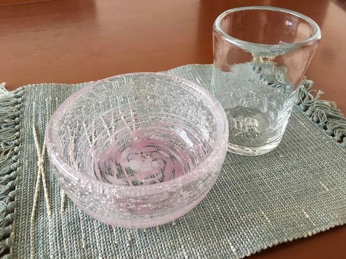 沖縄本島北へゆく旅8 琉球ガラス作りを体験する_e0359436_16172627.jpg
