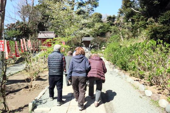 外出レク ~ 2019 お花見週間♪ ~_e0222340_16171265.jpg