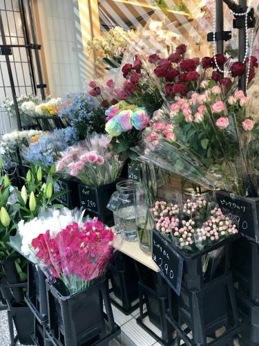 元町 お花屋さんからのついでのデート_b0307951_23350688.jpg