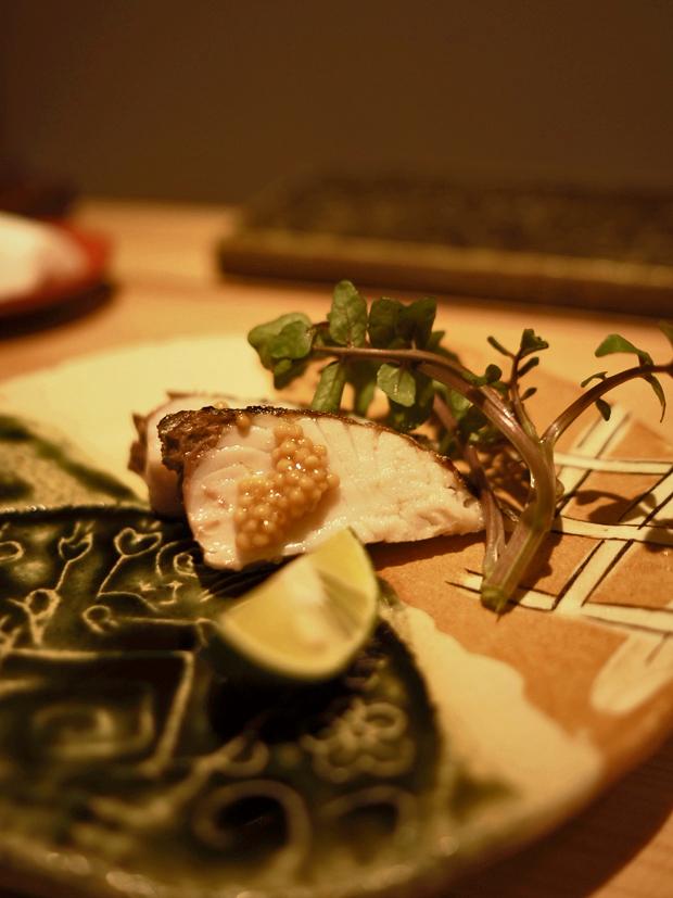 饗庵大乃 ーカウンターで魚菜料理を楽しむ料理店ー_a0334755_22085701.jpg