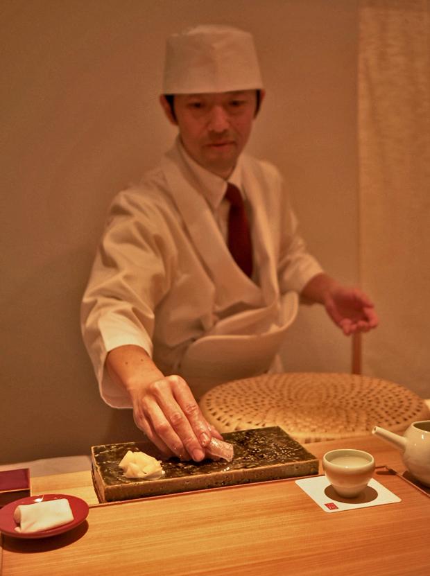 饗庵大乃 ーカウンターで魚菜料理を楽しむ料理店ー_a0334755_22093884.jpg