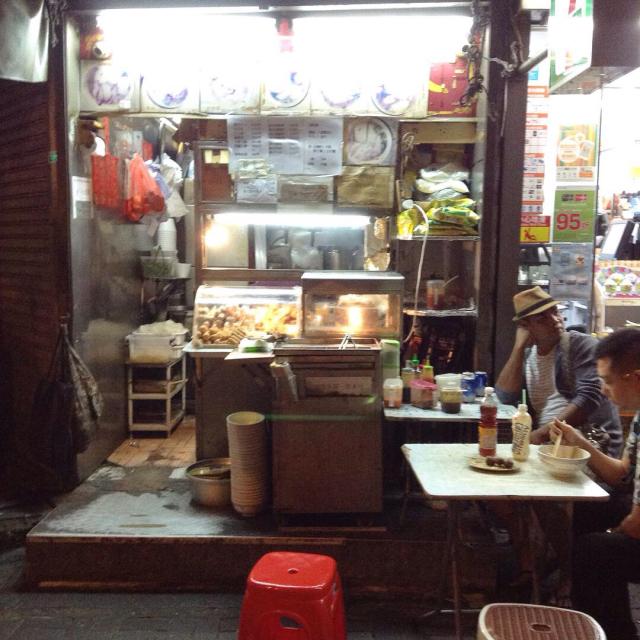 香港最終夜、ひとり屋台でカレー風味の焼き鳥を。_a0334793_02460581.jpg