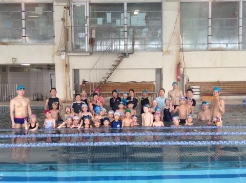 春短期教室1期水中祭り_b0286596_16003523.jpg