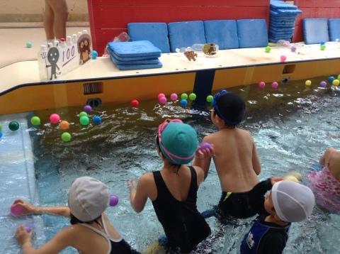 春短期教室1期水中祭り_b0286596_16130715.jpg