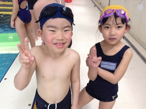 春短期教室1期水中祭り_b0286596_16242138.jpg