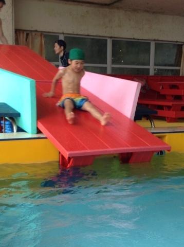 春短期教室1期水中祭り_b0286596_16310009.jpg