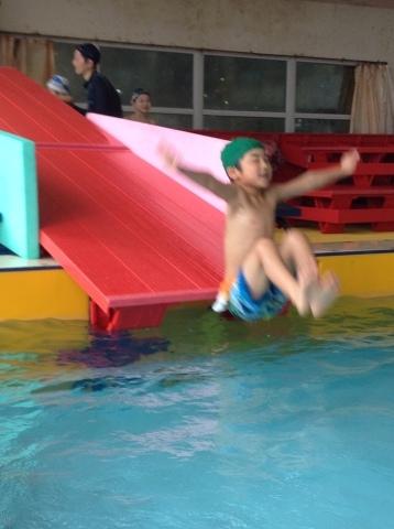 春短期教室1期水中祭り_b0286596_16310907.jpg