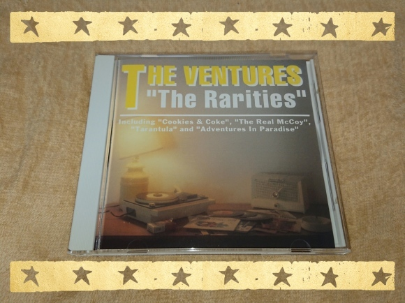 THE VENTURES / THE RARITIES_b0042308_13500702.jpg