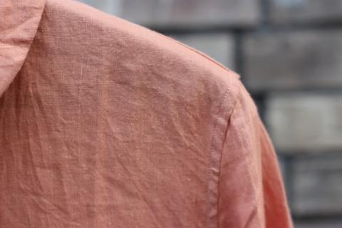 "「dip」 丈夫な天然素材を使用した\""Pullover Shirt\""のご紹介_f0191324_08421531.jpg"