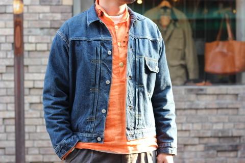 "「dip」 丈夫な天然素材を使用した\""Pullover Shirt\""のご紹介_f0191324_08424322.jpg"
