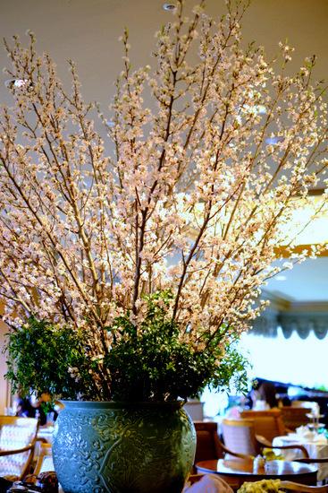 「ホテル椿山荘東京 ル・ジャルダンのアップルパイ」_a0000029_10030881.jpg