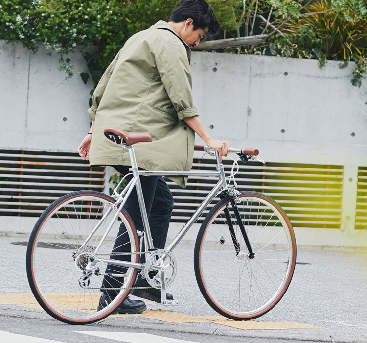 2019 RITEWAY 『 STYLES 24 』スタイルス 24インチ グレイシアSW ライトウェイ シェファード パスチャー シェファードシティ クロスバイク 自転車女子 おしゃれ自転車_b0212032_17584360.jpeg