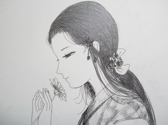 大伴旅人・水城にて乙女と別れ歌を交わす_a0237545_16142384.jpg