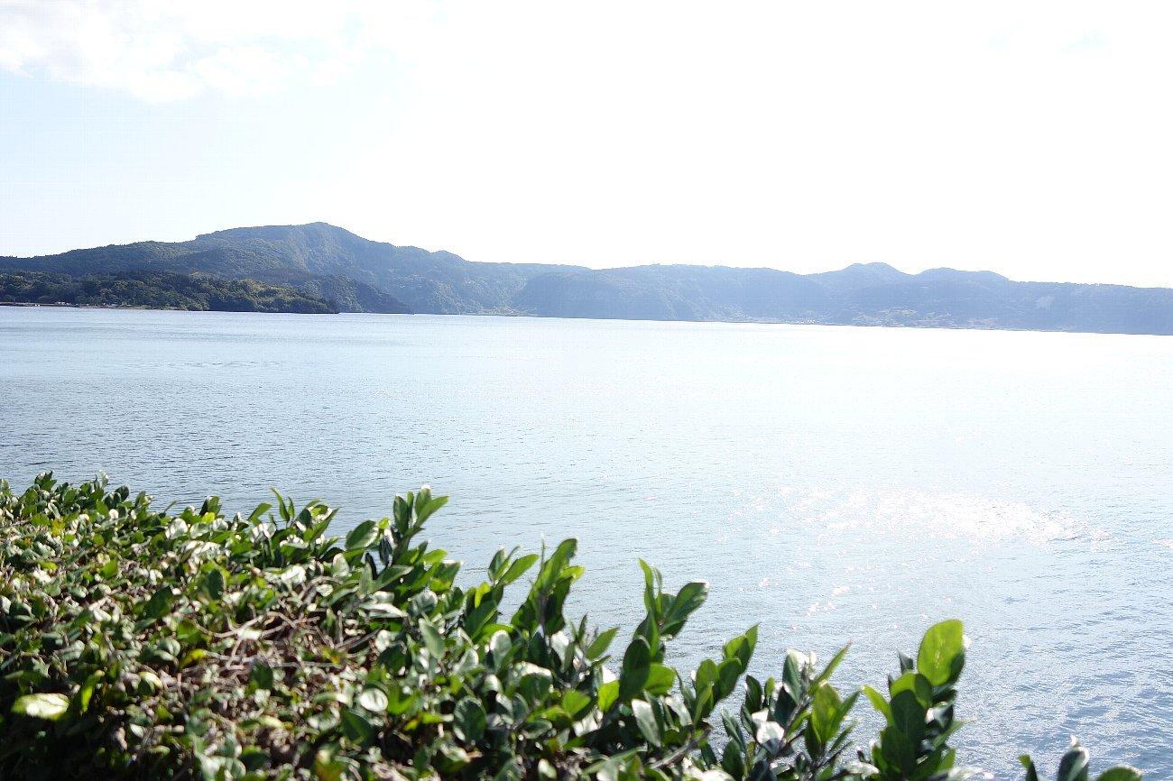 池田湖とイッシー_c0112559_08045359.jpg
