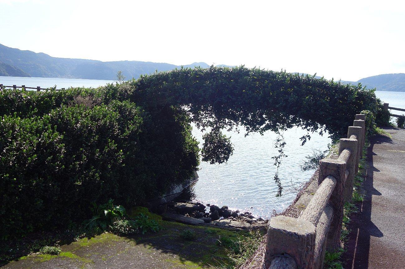 池田湖とイッシー_c0112559_08092053.jpg