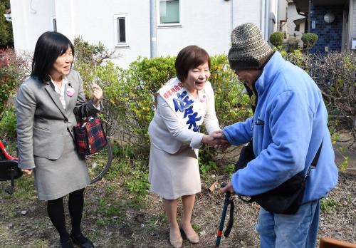 清瀬 佐々木あつ子市議の事務所開きへ_b0190576_09112017.jpg