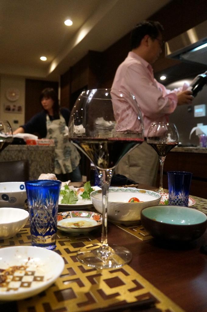 東京で最初の晩餐会_c0180686_08405690.jpg