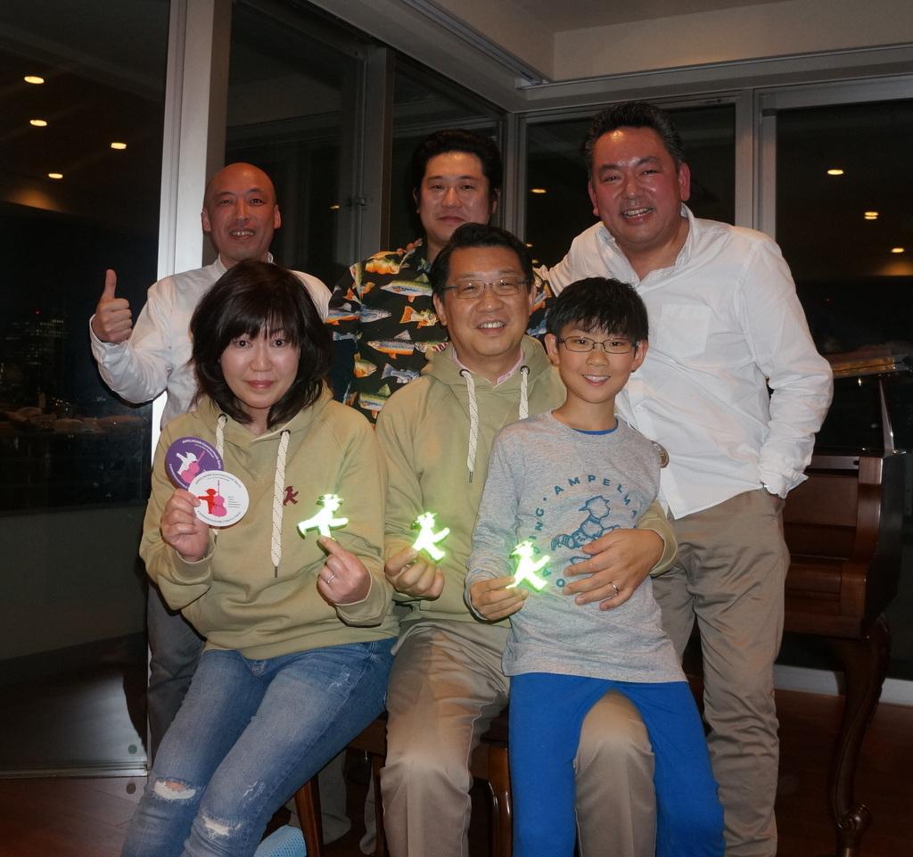 東京で最初の晩餐会_c0180686_08411942.jpg