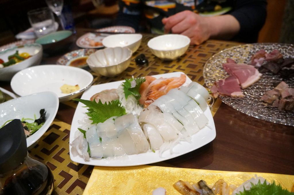 東京で最初の晩餐会_c0180686_08422714.jpg